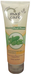 May Care Facial Whitening Mud Mask Front