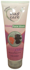 May Care Whitening Face Wash Front
