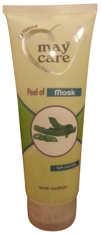 May Care Peel Of Mask Front