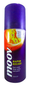 Moov Rapid Relief Spray 150 ML