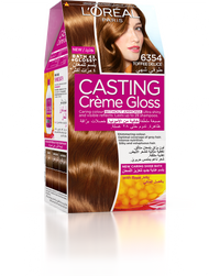 L'Oreal Paris Casting Creme Gloss 6.354 Toffee Delice