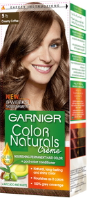 Garnier Color Naturals Hair Color Creme Creamy Coffee 5 1/2