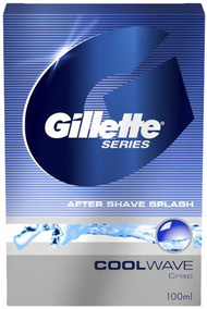 Gillette Series After Shave Splash Cool Wave 100 ML Buy Online In Pakistan