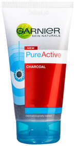 Garnier Men Pure Active Charcoal Cream Gel