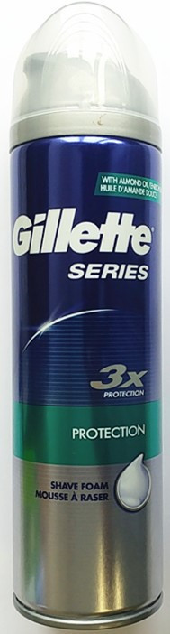 Gillette Series Foam Protection 250 ML Best Product