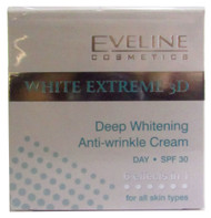 Eveline White Extreme 3D Deep Whitening Anti-Wrinkle Day Cream
