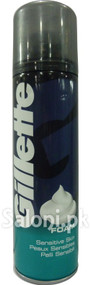 Gillette Sensitive Skin Foam 200 ML