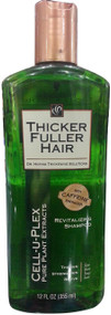 Schwarzkopf Thicker Fuller Hair Revitalizing Shampoo 355 ML