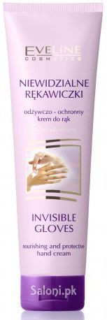 Eveline Invisible Gloves - Nourishing & Protective Hand Cream buy online in pakistan