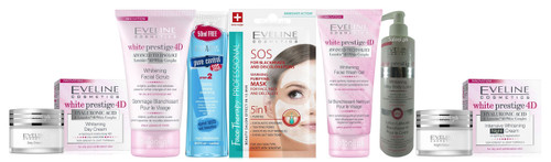 Eveline Whitening Facial Kit