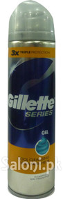 Gillette Series Cool Cleansing Gel 200 ML