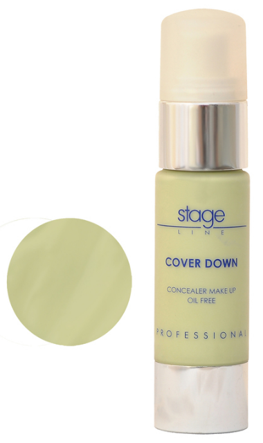 Stage Line Cover Down Concealer Make Up AC