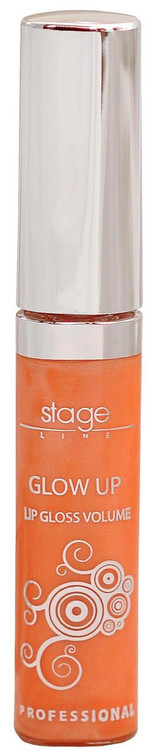 Stage Line Glow Up Lip Gloss Volume Orange