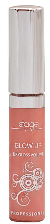 Stage Line Glow Up Lip Gloss Volume Shine Pink