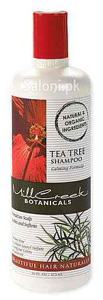 GNC Tea Tree Shampoo