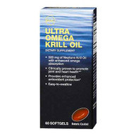 GNC Ultra Omega Krill Oil 500 MG
