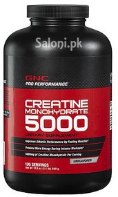 GNC Pro Performance Creatine Monohydrate 100 Servings