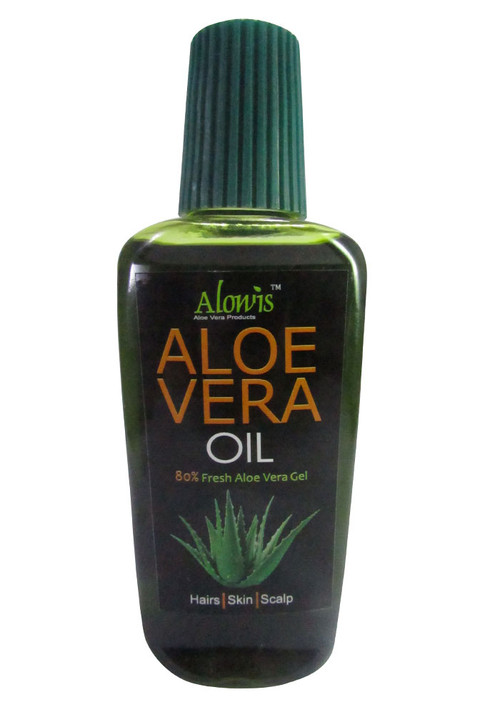 Alowis Organic Aloe Vera Oil buy online in pakistan