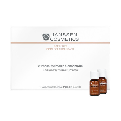 Janssen Cosmetics 2-Phase Visible Fading Out Ampoule