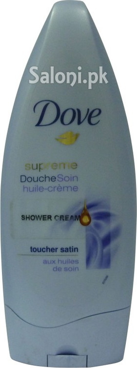 Dove Supreme Shower Cream (Front)