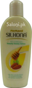 Forhan's Silkona Beauty Honey Lotion (Front)