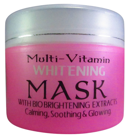 Danbys Multi-Vitamin Whitening Mask with Bio Brightening Extracts