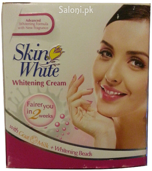 Skin care Skin White Whitening Cream (Front)