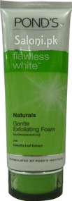 Pond's Flawless White Naturals Gentle Exfoliating Foam (Front)