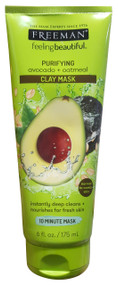 Freeman Purifying Avocado + Oatmeal Clay Mask 175ML buy online in pakistan
