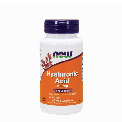 GNC Now® Hyaluronic Acid 60 Veg Capsules  Buy online in Pakistan  best price  original product