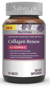 GNC ResVitále Collagen Renew with Vitamin C