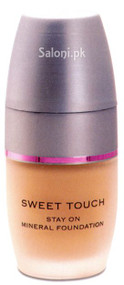 Sweet Touch Stay On Mineral Foundation 3 W