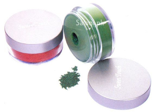 Sweet Touch Satin Powder Sea Green