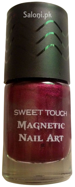 Sweet Touch Magnetic Nail Art 1145 Green Gold