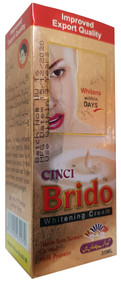 Cinci Brido Whitening Cream 30 Grams Buy online in Pakistan on Saloni.pk