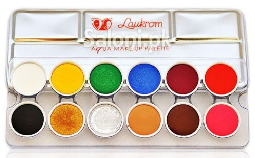 Stage Line Laukrom Aqua Make Up Palette