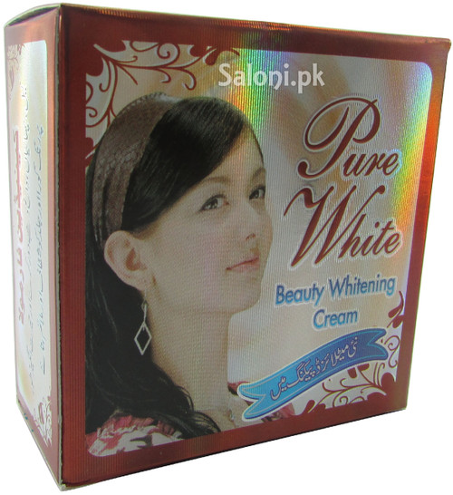 Pure White Beauty Whitening Cream (Front)