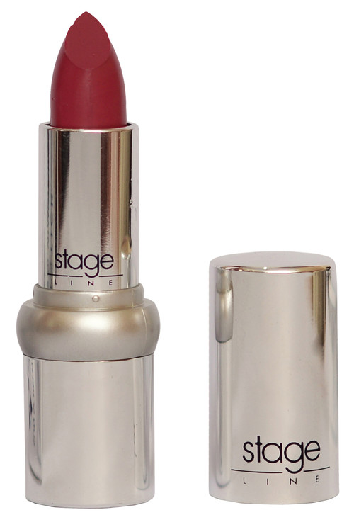 Stage Line Lipstick Hot Red - 45