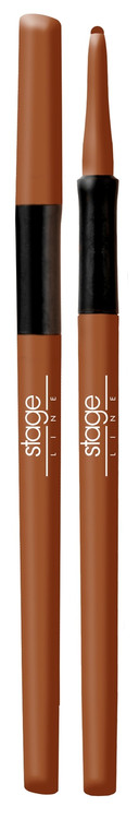 Stageline Waterproof Liner Lips Brown 04