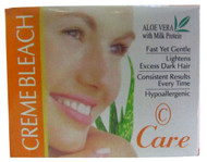 Care Creme Bleach Aloe Vera with Milk Protein 43 ML