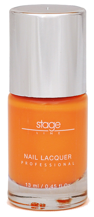 Stage Line Nail Lacquer 11 - Enchanted Tangerine