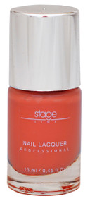 Stage Line Nail Lacquer 12 - Outrageous Orange