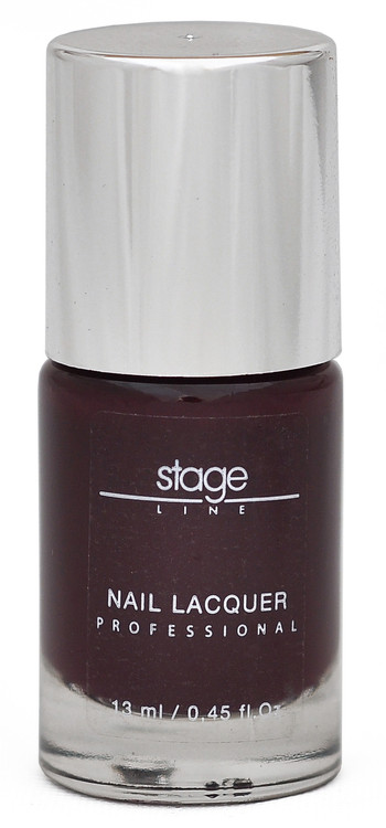Stage Line Nail Lacquer 44 - Royal Berry