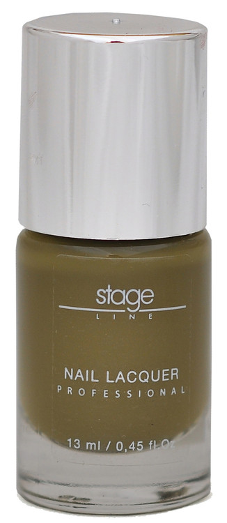 Stage Line Nail Lacquer 51 - Virgin Olive