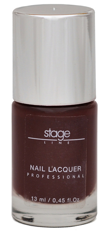 Stage Line Nail Lacquer 64 - Moulin Rouge