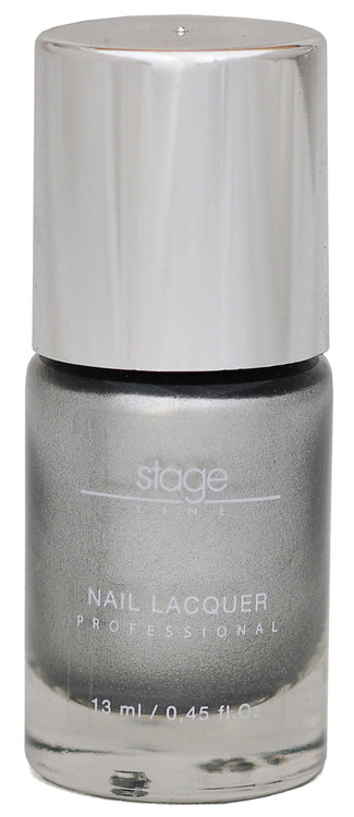 Stage Line Nail Lacquer 81 - Spotlight Silver