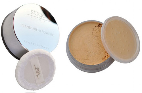 Stage Line Transparent Powder Biege