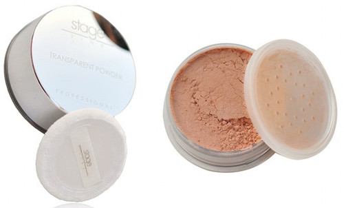 Stage Line Transparent Powder Natural