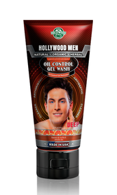Hollywood Men Oil Control Gel Wash
