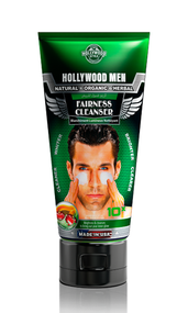 Hollywood Men Fairness Cleanser